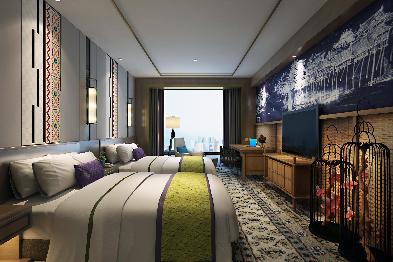 凯里雷山民族酒店设计